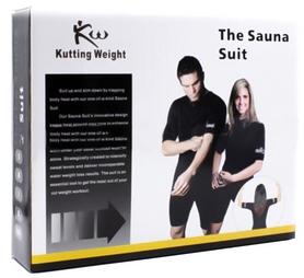 Фото 5 к товару Костюм для похудения (весогонка) Kutting Weight Sauna Suit FI-4819