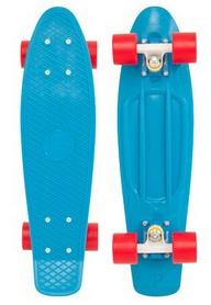 Скейтборд Penny Original Fish SK-401-22 синий/белый/красный