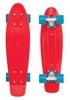 Скейтборд Penny Original Fish SK-401-24 красный/белый/синий - фото 1