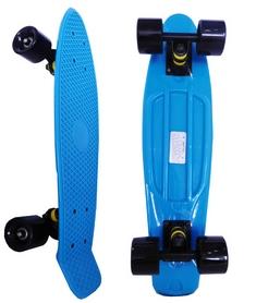 Скейтборд Penny Original Fish SK-401-26 голубой/черный