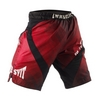 Шорты Peresvit Immortal Fightshorts Red Burn - фото 2