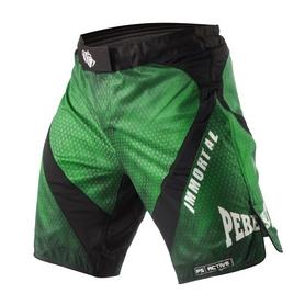 Шорты Peresvit Immortal Fightshorts Green Lantern