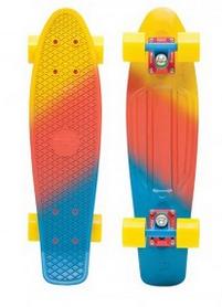 Фото 2 к товару Пенни борд Penny Fish Color SK-402-9 желтый/оранжевый/голубой
