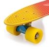 Пенни борд Penny Fish Color SK-402-9 желтый/оранжевый/голубой - фото 3