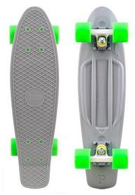 Фото 1 к товару Скейтборд Penny Color Point Fish SK-403-15 серый/белый/зеленый