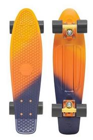 Фото 2 к товару Скейтборд Penny Fish Swirl SK-408-1 оранжевый