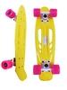 Скейтборд Penny Retro Portable SK-409-1 желтый - фото 1