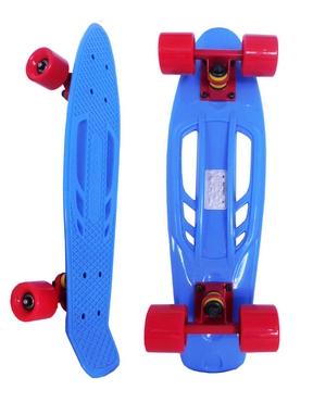 Скейтборд Penny Retro Portable SK-409-2 синий