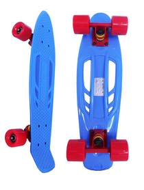 Фото 1 к товару Скейтборд Penny Retro Portable SK-409-2 синий