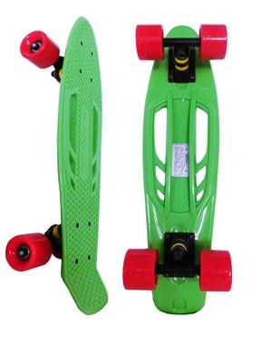 Скейтборд Penny Retro Portable SK-409-5 зеленый