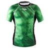 Рашгард Peresvit Immortal Silver Force Rashguard Short Sleeve Green Lantern - фото 1