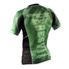Рашгард Peresvit Immortal Silver Force Rashguard Short Sleeve Green Lantern - фото 2
