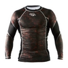 Рашгард Peresvit Immortal Silver Force Rashguard Long Sleeve Lava - фото 1