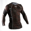 Рашгард Peresvit Immortal Silver Force Rashguard Long Sleeve Lava - фото 3