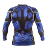 Рашгард Peresvit Beast Silver Force Rashguard Long Sleeve Blue - фото 2
