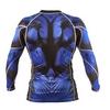 Рашгард Peresvit Beast Silver Force Rashguard Long Sleeve Blue - фото 2