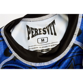 Фото 4 к товару Рашгард Peresvit Beast Silver Force Rashguard Long Sleeve Blue