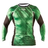 Рашгард Peresvit Immortal Silver Force Rashguard Long Sleeve Green Lantern - фото 1