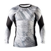 Рашгард Peresvit Immortal Silver Force Rashguard Long Sleeve Snowstorm - фото 1