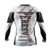 Рашгард Peresvit Immortal Silver Force Rashguard Long Sleeve Snowstorm - фото 2