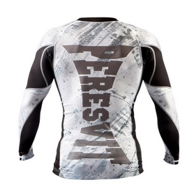 Фото 2 к товару Рашгард Peresvit Immortal Silver Force Rashguard Long Sleeve Snowstorm