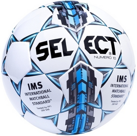 Мяч футзальный Select Numero 10 IMS
