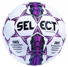 Мяч футбольный Select Diamond 4