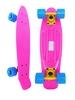 Скейтборд Penny Original Fish SK-401-19 розовый/желтый/синий - фото 1