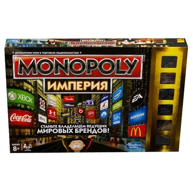 Игра настольная Монополия Империя (Monopoly Empire) (новое издание)Hasbro