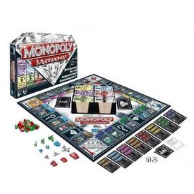 Фото 2 к товару Игра настольная Монополия Миллионер (Monopoly Millionaire) Hasbro