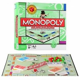 Фото 4 к товару Игра настольная Монополия International Toys Trading LTD