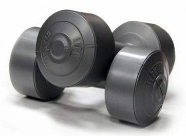 Гантели виниловые 2х3 кг
