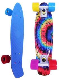 Скейт Penny Board Tie Dye Fish Limited Edition