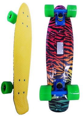 Пенни борд Penny Board Zoo Fish Limited Edition