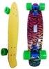 Пенни борд Penny Board Zoo Fish Limited Edition - фото 1