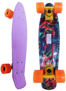 Пенни борд Penny Board Eden Fish Limited Edition