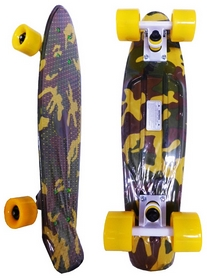 Скейт Penny Board Military Fish Limited Edition