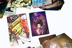 Фото 4 к товару Игра настольная в ассоциации Фэнси от Stupid Casual