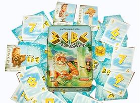 Фото 3 к товару Карточная настольная игра Зевс на каникулах (Zeus on the Loose)