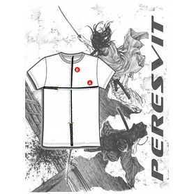 Фото 4 к товару Футболка Peresvit Gunfighter T-shirt
