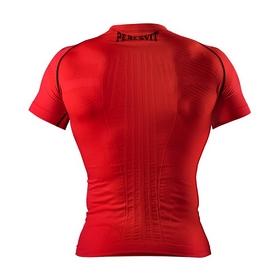 Фото 2 к товару Футболка компрессионная Peresvit 3D Performance Rush Compression T-Shirt Red