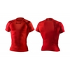 Футболка компрессионная Peresvit 3D Performance Rush Compression T-Shirt Red - фото 3