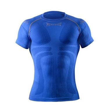 Футболка компрессионная Peresvit 3D Performance Rush Compression T-Shirt Royal
