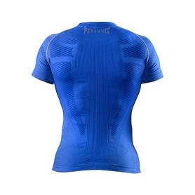 Фото 2 к товару Футболка компрессионная Peresvit 3D Performance Rush Compression T-Shirt Royal