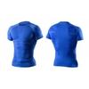 Футболка компрессионная Peresvit 3D Performance Rush Compression T-Shirt Royal - фото 3