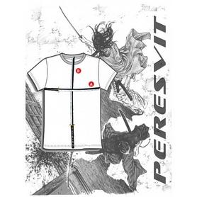 Фото 5 к товару Футболка Peresvit Samurai Fury T-shirt