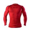 Футболка компрессионная с длинным рукавом Peresvit 3D Performance Rush Compression T-Shirt Red - фото 1