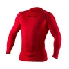 Футболка компрессионная с длинным рукавом Peresvit 3D Performance Rush Compression T-Shirt Red - фото 2