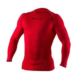 Фото 2 к товару Футболка компрессионная с длинным рукавом Peresvit 3D Performance Rush Compression T-Shirt Red
