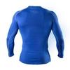 Футболка компрессионная с длинным рукавом Peresvit 3D Performance Rush Compression T-Shirt Royal - фото 2